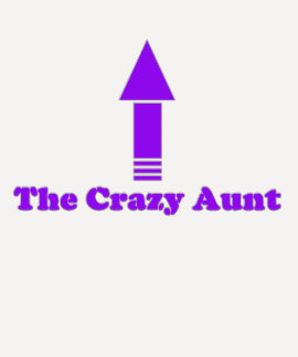The Crazy Aunt Tee Shirts