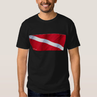 The Dive Flag Collection Shirts