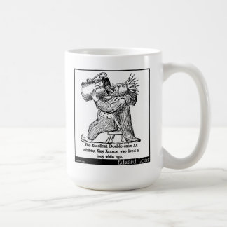 The Excellent Double-extra XX Basic White Mug