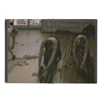 The Floor Scrapers by Gustave Caillebotte iPad Mini Case