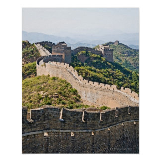 The Great Wall of China Poster