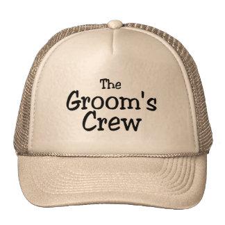 The Grooms Crew Cap