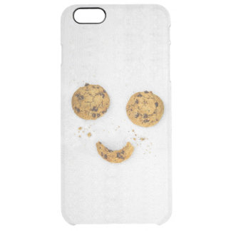 The Happy Cookie | Clear iPhone 6 Plus Case