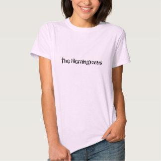 The Hemingways T Shirts