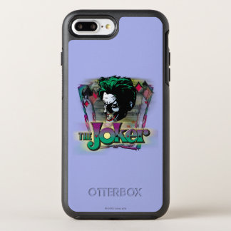 The Joker - Face and Logo OtterBox Symmetry iPhone 7 Plus Case