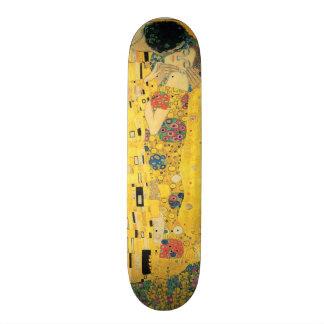 The Kiss - Gustav Klimt Skateboards