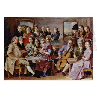 The Magi By Eyck Hubert Van Greeting Card