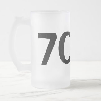 The man myth legend beer mug for 70th Birthday men