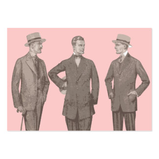 The Men Pack Of Chubby Business Cards