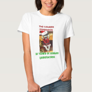 The MPs 30th Anniversary Christmas Collection Tee Shirt