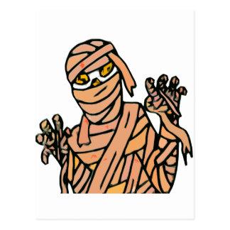 The Mummy 1 Postcard