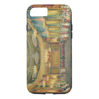 The Music Room, from 'Views of the Royal Pavilion, iPhone 7 Case