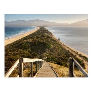 The Neck Bruny Island Postcard