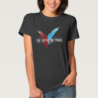 The Nephilim Twins (dark/large version) T-shirt