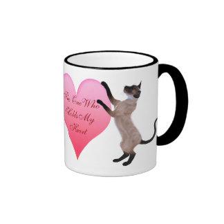 The One Who Holds My Heart Mug