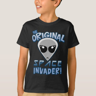 The Original Space Invader T Shirts