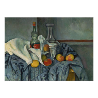 The Peppermint Bottle, 1893-95 (oil on canvas) Poster