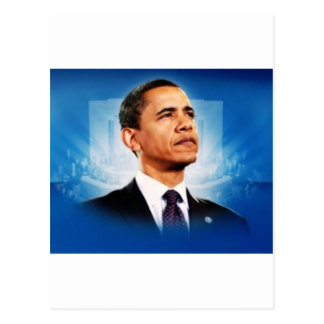 The President Obama Postcard