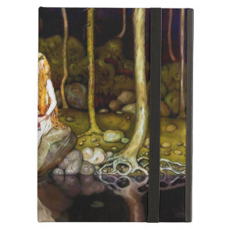 The Princess in the Forest iPad Air Covers