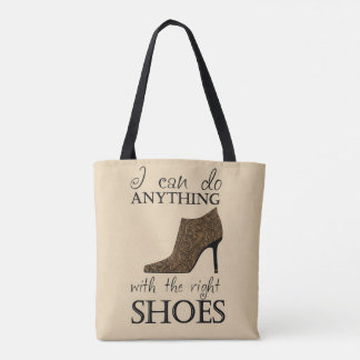 The Right Shoes Tote Bag