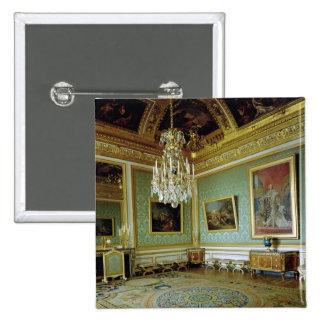 The Salon des Nobles 15 Cm Square Badge