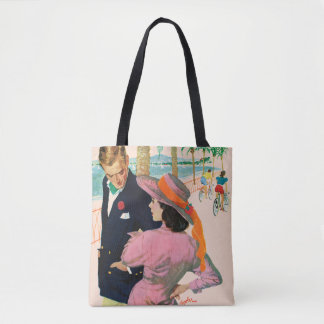 The Stategy of Love Tote Bag