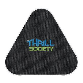 The Thrill Society.com logo design