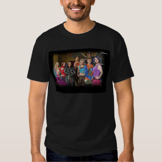 The Tribe Series 5 group shot part 1 Tshirt
