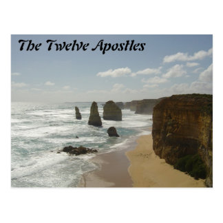 The Twelve Apostles Postcard