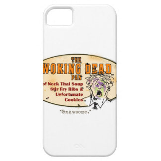 The Woking Dead fun caricature, check the spelling iPhone 5 Covers