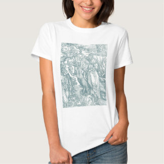 The Woman of Abomination: Durer Tee Shirt