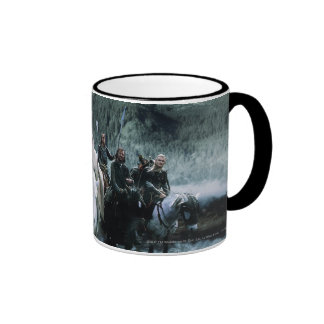 Theoden and the Fellowship Ringer Mug