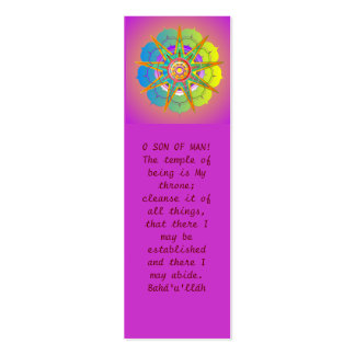 TheTempleofBeing Pack Of Skinny Business Cards