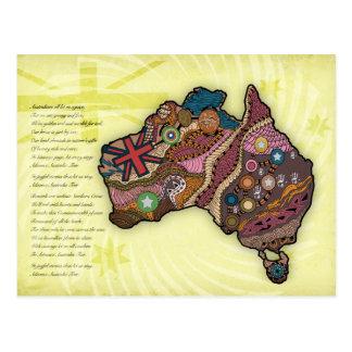This Brown Land Postcard