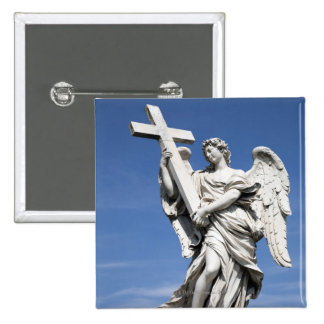 This is one of the angel statues of the famous 15 cm square badge