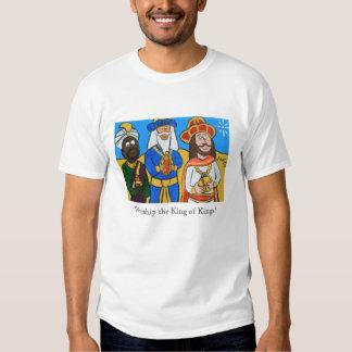 Three Wise Men by Joel Anderson - Adult Medium Shirt
