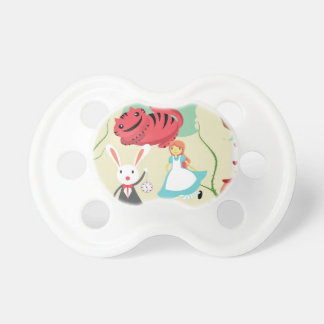 Through The Looking Glass Baby Pacifier