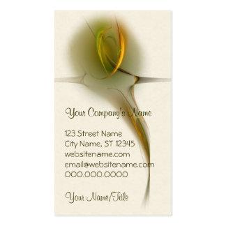 Tialtiu Harvest Goddess Abstract Art Pack Of Standard Business Cards