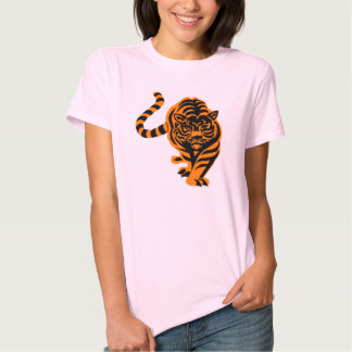 TIGER THE KING OF JUNGLE T-SHIRT