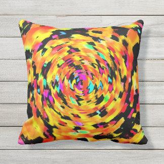 Tigress Abstract Cushions