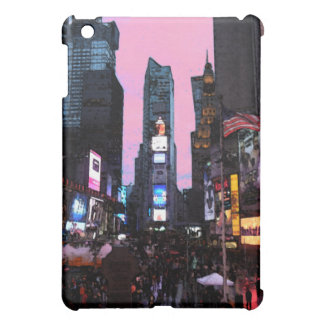 Times Square Cover For The iPad Mini