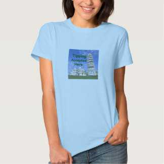 Tipping accepted here Women's T T-shirts