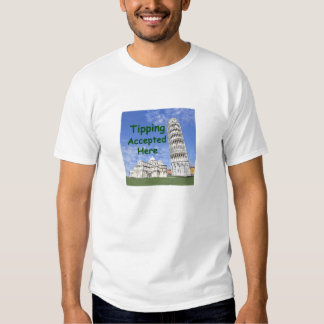 Tipping accepted men's T Shirts