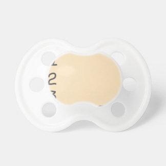 To do list baby pacifier