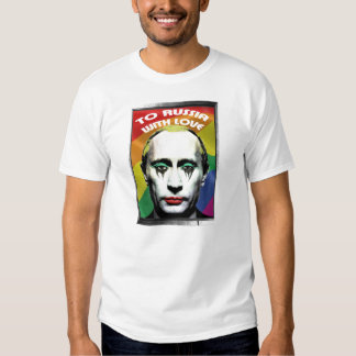 To Russia with Love Tees