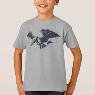 Toothless Character Art T Shirt
