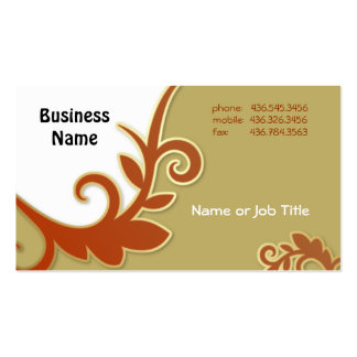 Touch of Class Pack Of Standard Business Cards