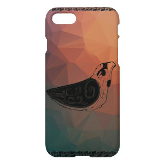 Traditional colorful bird iPhone 7 case
