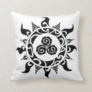 Traditional Polynesian Design cushion