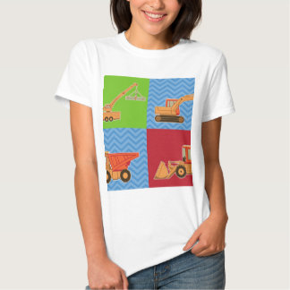 Transportation Heavy Equipment – Collage Tees